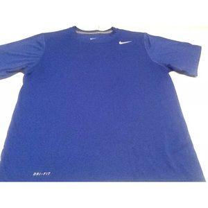 Nike Dri Fit  Shirt Adult Small